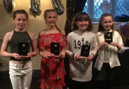 Grays Gymnastics Awards Night