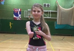 Rotary Disability Gymnastics Competition