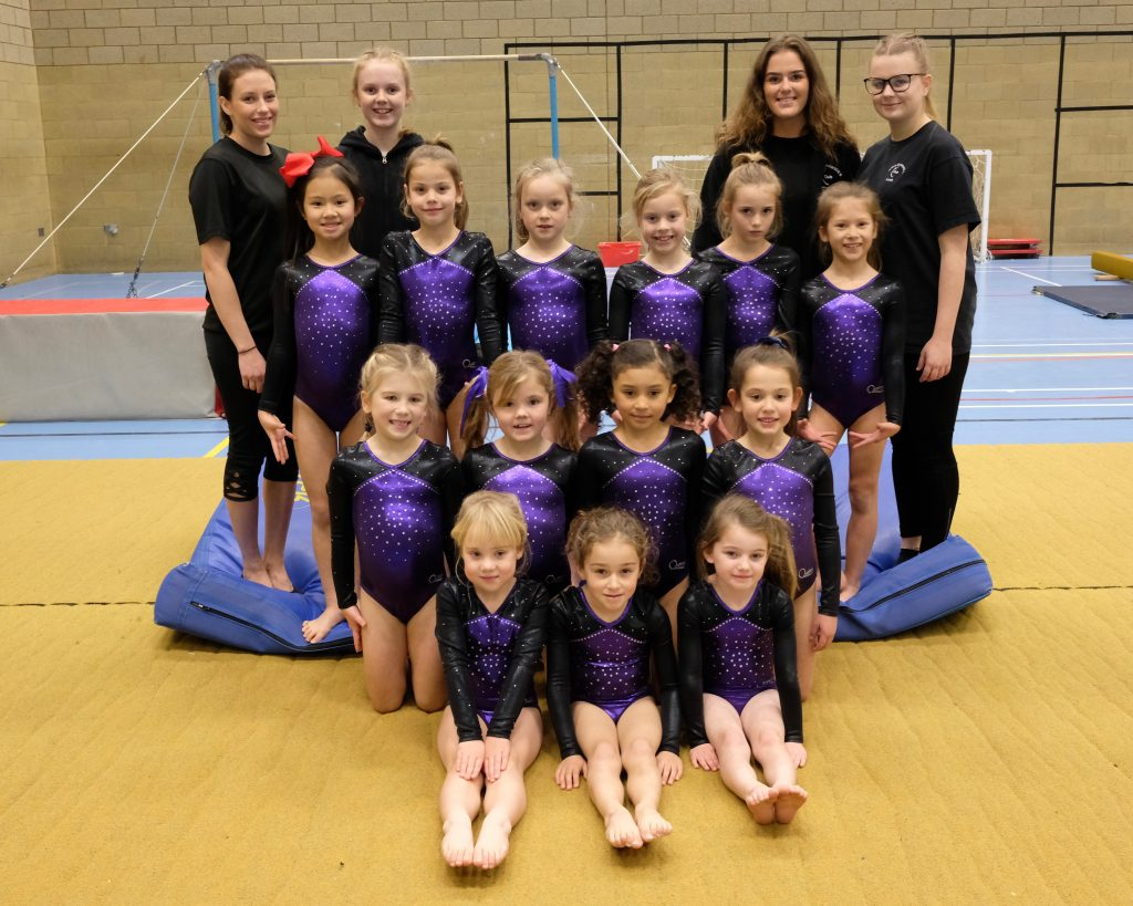 Grays Gymnastics Club Development Squad