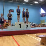 Eryri Schools Floor and Vault Competition 11/12/2016