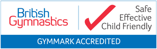 GymMark Accreditation Certified