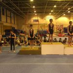North Wales Boys Beginners, Club and National Floor & Vault Championships