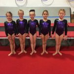 North Area Development Squad Trails - Gray's Gymnasts